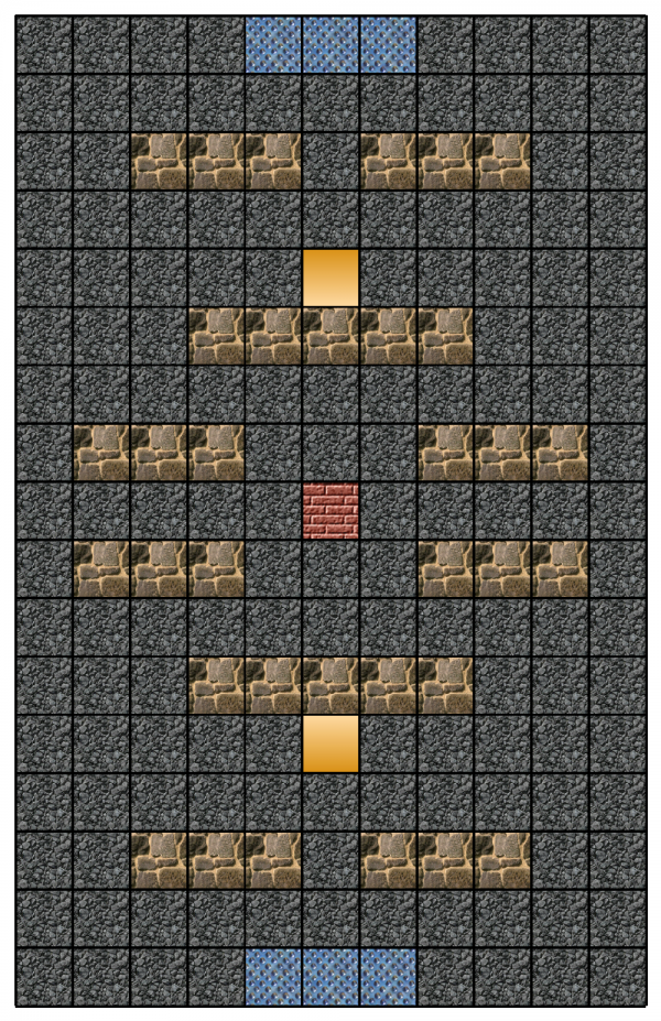 Capture the Flag Map